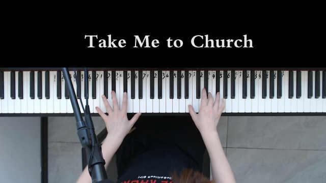 简单版—Hozier《Take Me to Church》零基础教你快速上手