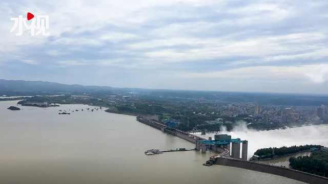 170米!丹江口水库再创历史新高