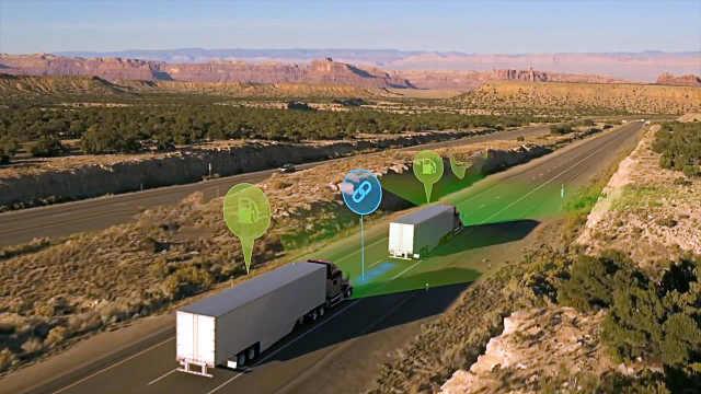 卡车跟随系统问世,一个人驾驶两辆车爽到飞起!