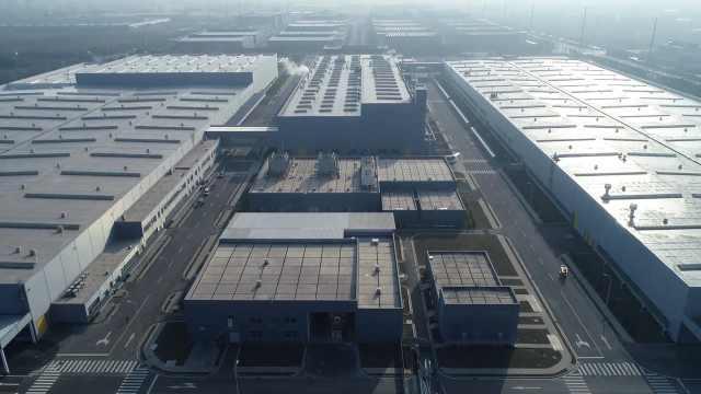 接盘北京现代一工厂,理想汽车纯电生产基地开工