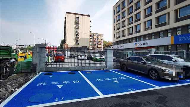 11月底前,南京近3万个车位对市民开放共享停车