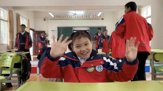 励志!10岁脑瘫女孩从背着入学到自由行走:希望能不添负担