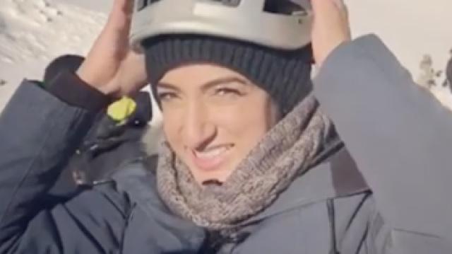 她是首位登上珠峰的沙特女人