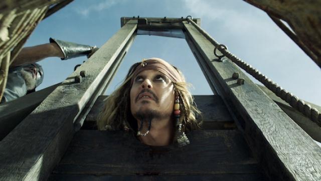 关于《加勒比海盗》系列的几件事情