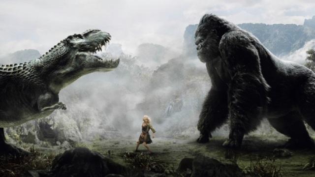 神秘的怪兽,连恐龙都打不过它