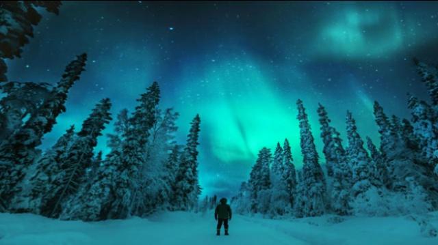 冰与火的极光地带——芬兰