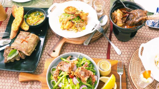 让人流口水的泰国美食,味道赞!