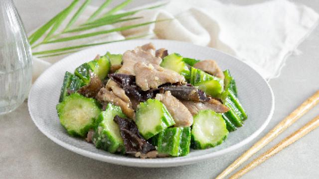 夏天的家常菜,就该清热健康!