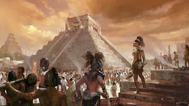世界古代文明,为什么突然消逝?