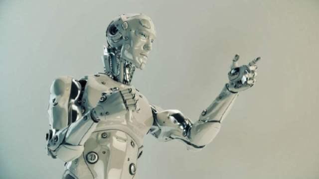 机械战警来临,超酷的巡逻机器人