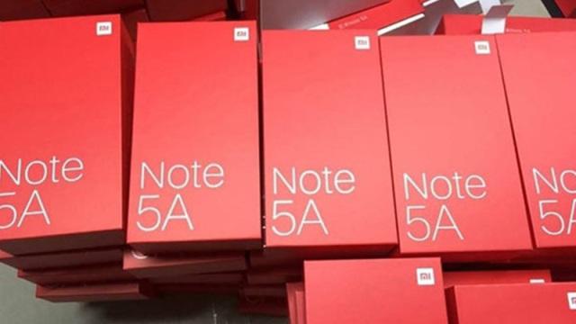 红米Note 5要来了?