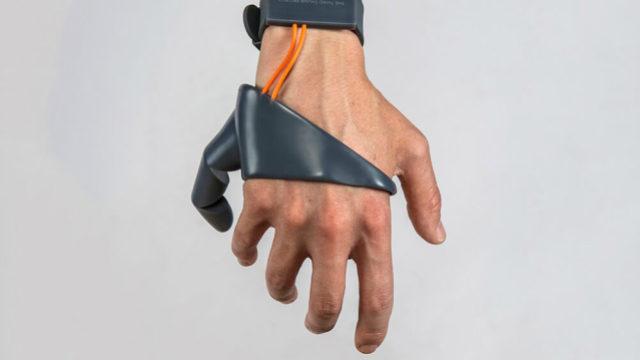 3D打印假手指,人类身体有望延伸