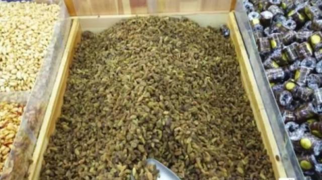 葡萄干究竟有多脏?