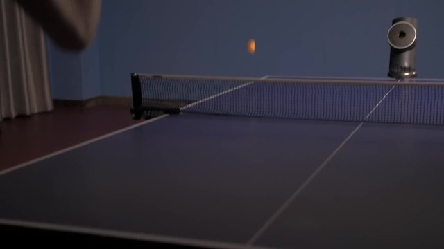 智能乒乓机器人,乒乓私教不是梦