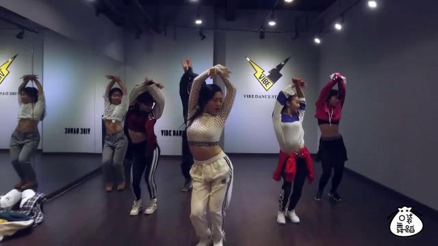 《company》舞蹈分解教学part1
