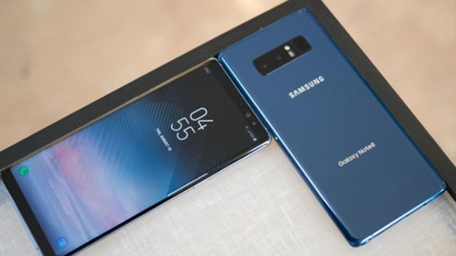 三星Galaxy Note8国行9月29日首发