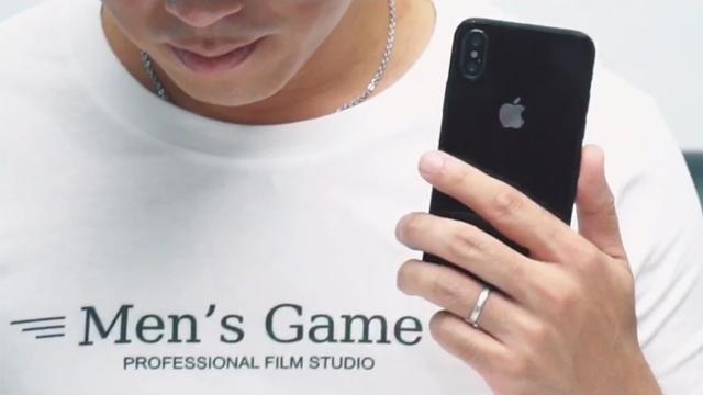 确定这不是iPhone8模型机加AE特效