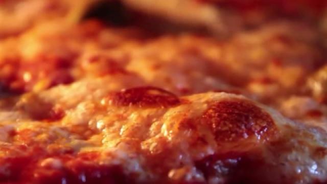 这样做出来的披萨,超有食欲!