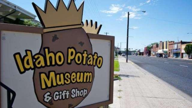 给土豆建博物馆,全球仅此一家