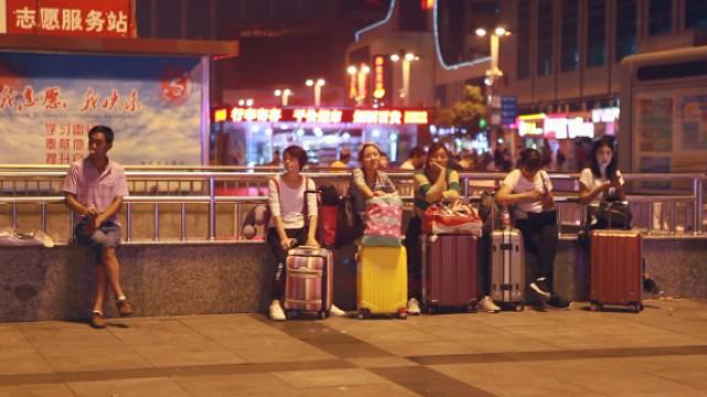 你见过凌晨四点的郑州吗?震撼!