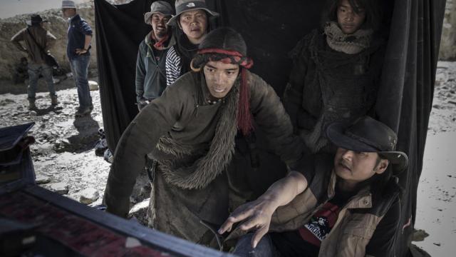 《冈仁波齐》导演张杨谈西藏精神