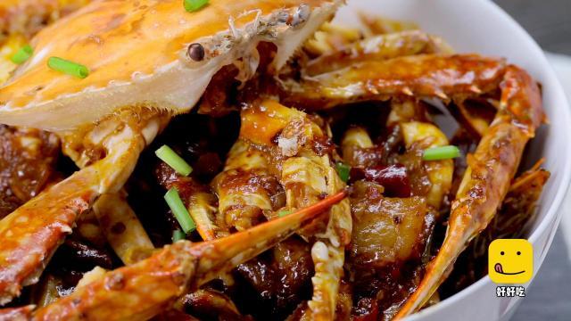 教你做蟹肉煲,营养健康好味道!
