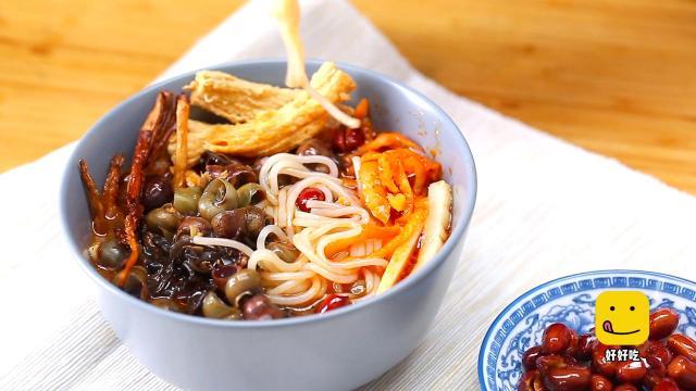 广西人常吃的比臭豆腐还臭的螺蛳粉