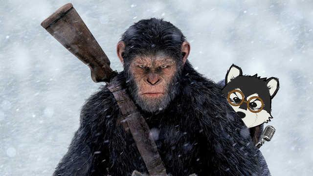 未来人类竟然成了猩猩的宠物!