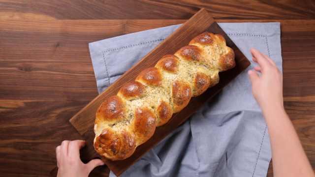这样做的面包,松软好吃有嚼劲