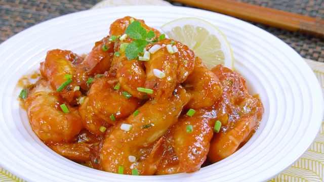 3分钟学会《中餐厅》版茄汁大虾!