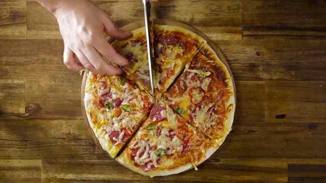 10种脑洞大开的披萨饼