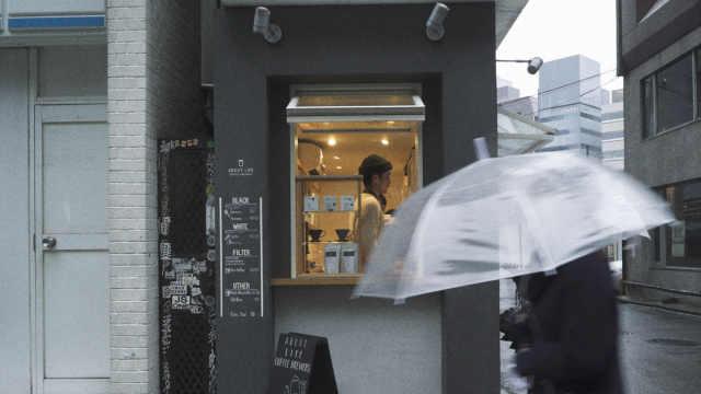 在喫茶·咖啡店,找寻片刻东京生活