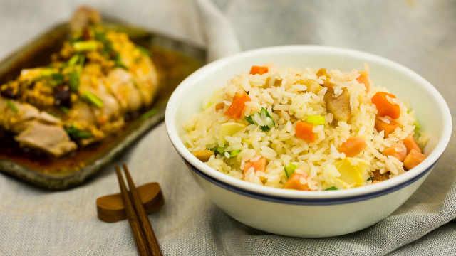 经典上海菜饭,简单几步就能做好!