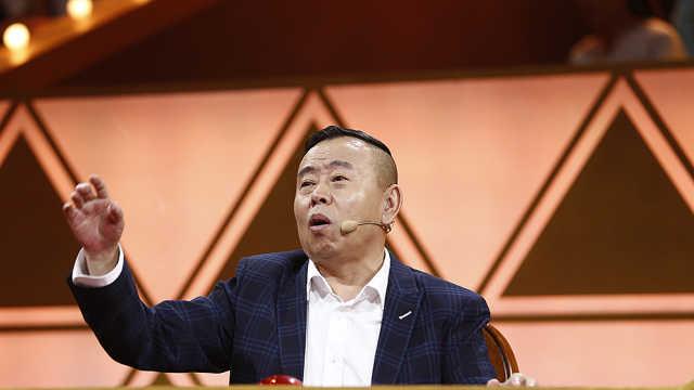 潘长江支持二人转往绿色方向发展