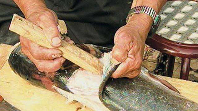 东北这个少数民族,竟用鱼皮做衣服