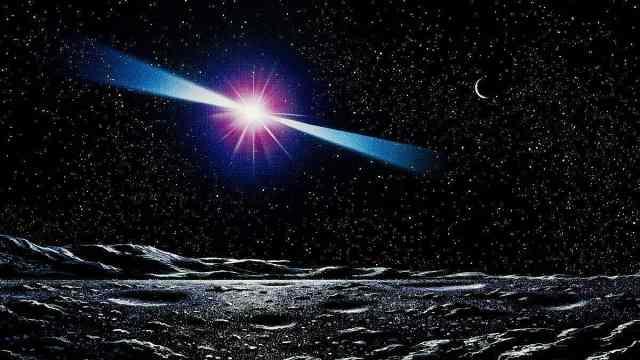 上了新闻联播的脉冲星究竟是什么?