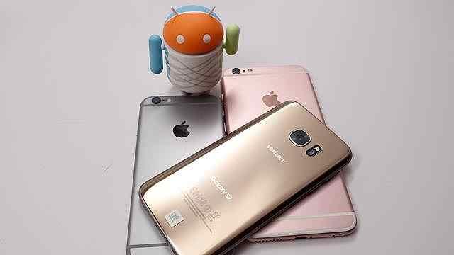 买手机到底是买iPhone,还是安卓?