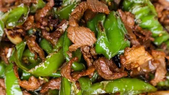 风靡全国的湖南小炒肉,简单快手