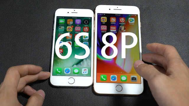iPhone6s卡吗?看和Phone8Plus对比