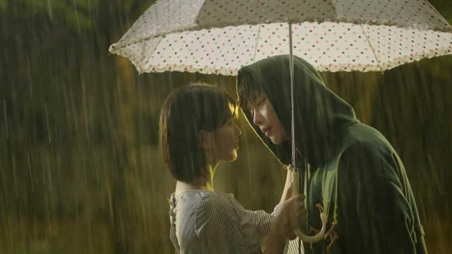 《当你沉睡时》宰璨洪珠暴雨中热吻