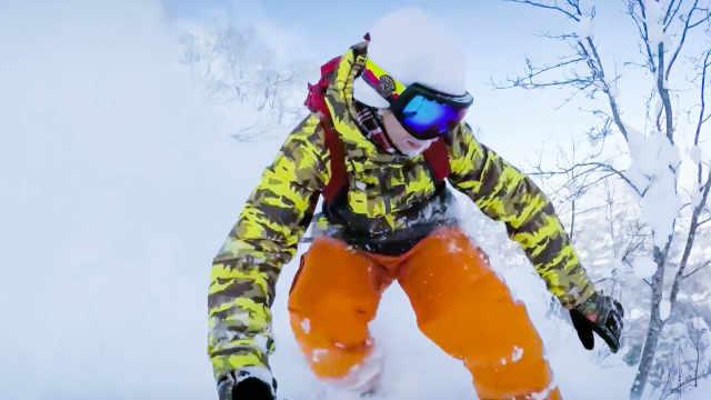 不做油腻的年轻人,一定要滑雪!