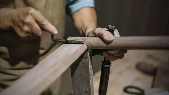 惊艳的榫卯,藏在木头里的中国智慧