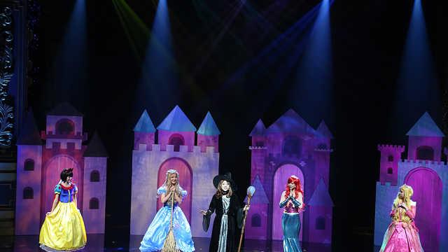 童话公主们悲剧的婚后生活