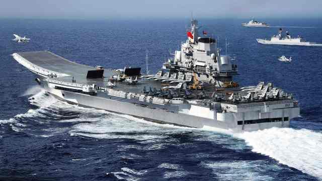 超越日韩!中国造船业强势崛起