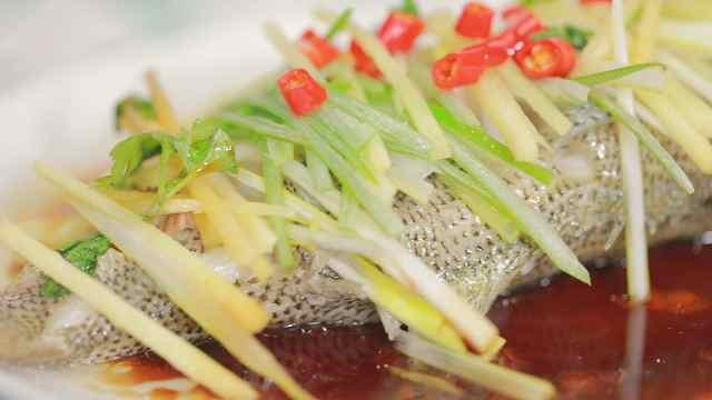 厨房小白建立信心关键菜,清蒸鲈鱼