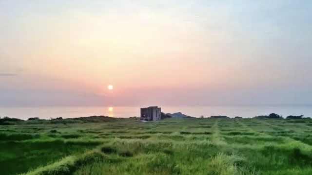 这座海景毛坯房,豪宅都比不上