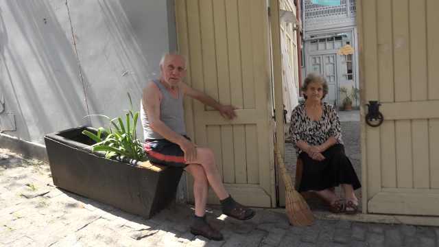 格鲁吉亚空巢老人,他们这样生活