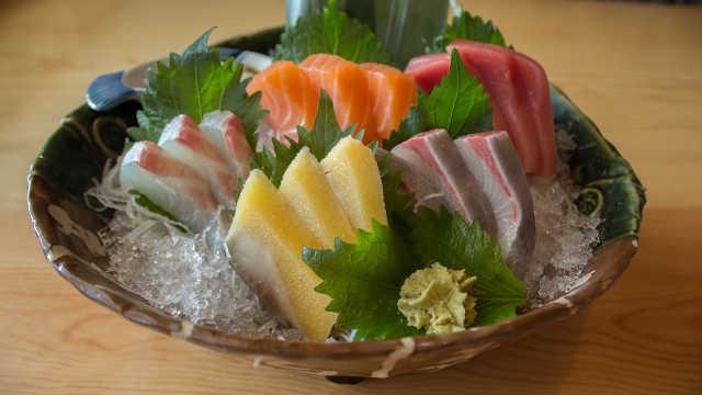这些你吃过的生鱼片能叫上名吗?