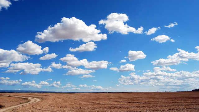 天空为什么是蓝色的?