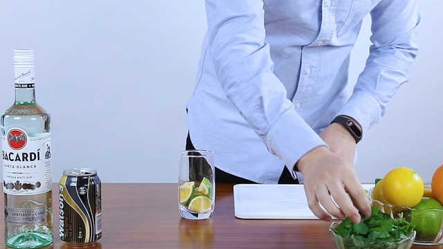 4种好喝易学的鸡尾酒,看视频就会